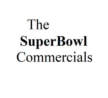 The Super Bowl Commericals